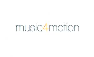 Logo music4motion