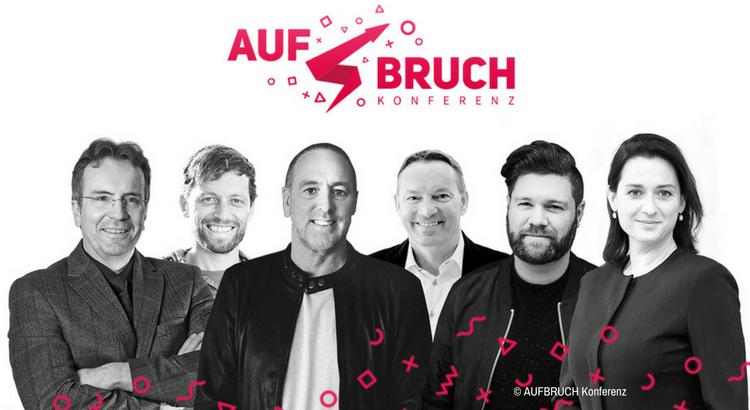 Team der AUFBRUCH Konferenz